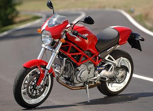 Ducati Monster S2R 1000 - Foto 5 di 17