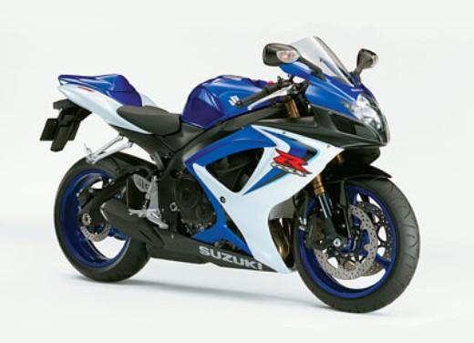 Suzuki GSX-R 600 2006 - Foto 3 di 6