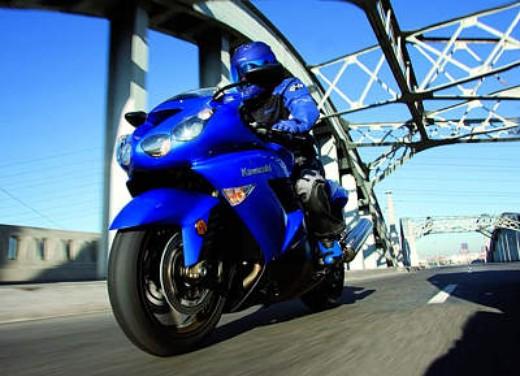 Kawasaki ZX14-R - Foto 4 di 8