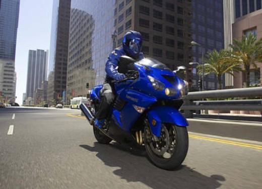 Kawasaki ZX14-R - Foto 5 di 8