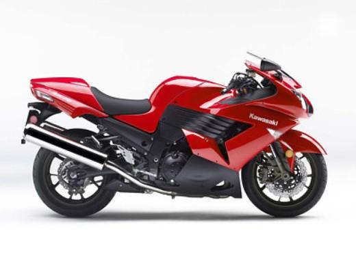 Kawasaki ZX14-R - Foto 7 di 8