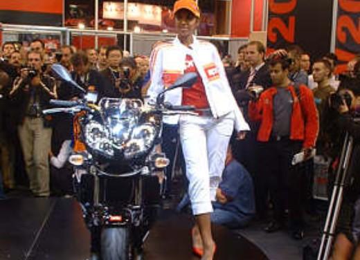 Aprilia al Salone di Parigi 2005 - Foto 4 di 14