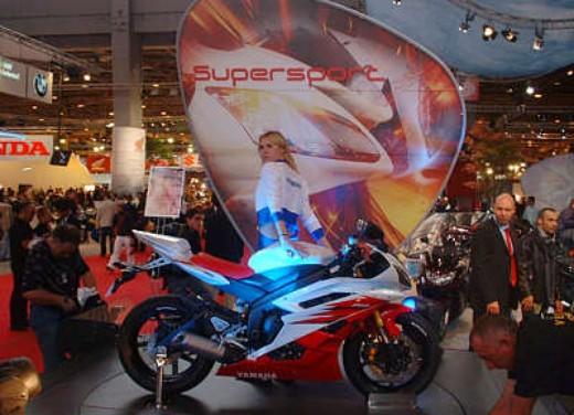 Yamaha al Salone di Parigi 2005 - Foto 1 di 15