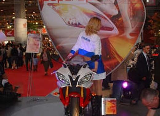 Yamaha al Salone di Parigi 2005 - Foto 4 di 15