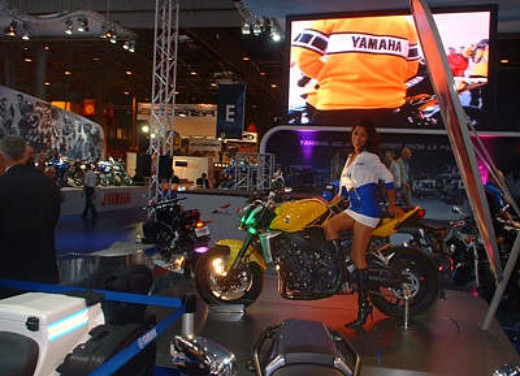 Yamaha al Salone di Parigi 2005 - Foto 8 di 15