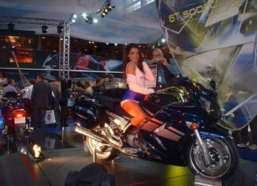 Yamaha al Salone di Parigi 2005 - Foto 10 di 15