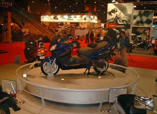 Suzuki al Salone di Parigi 2005 - Foto 16 di 19
