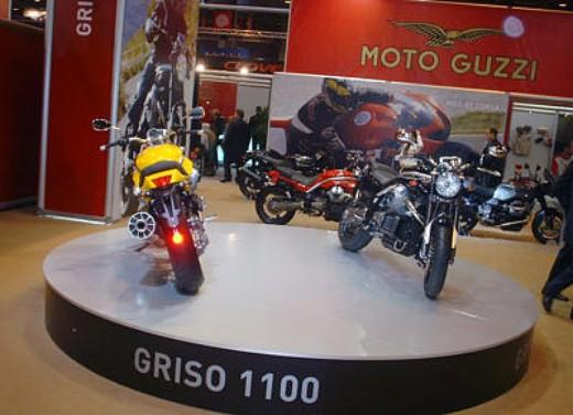 Moto Guzzi al Salone di Parigi 2005 - Foto 3 di 7