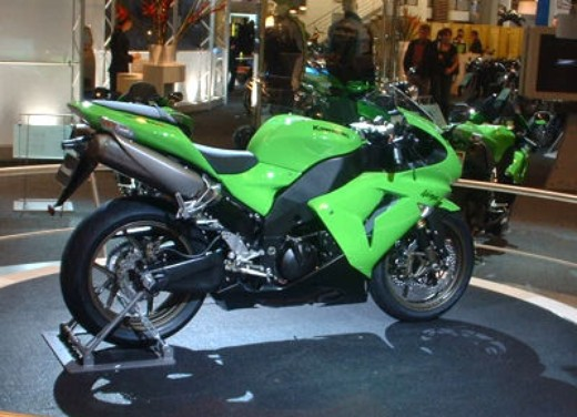 Kawasaki al Salone di Parigi 2005 - Foto 3 di 20