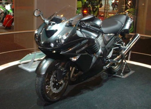 Kawasaki al Salone di Parigi 2005 - Foto 11 di 20