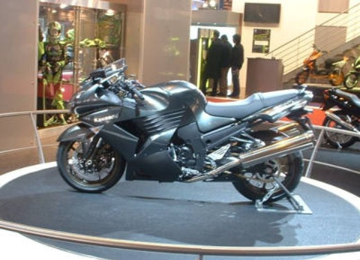 Kawasaki al Salone di Parigi 2005 - Foto 12 di 20