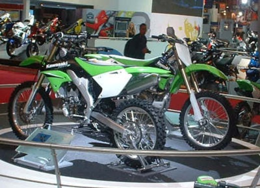 Kawasaki al Salone di Parigi 2005 - Foto 14 di 20