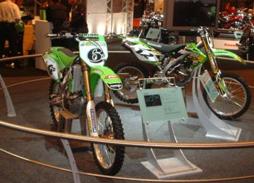 Kawasaki al Salone di Parigi 2005 - Foto 15 di 20