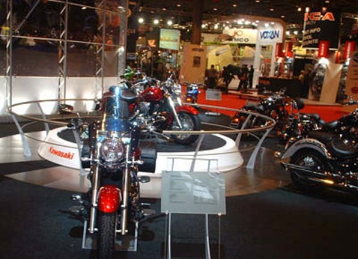 Kawasaki al Salone di Parigi 2005 - Foto 17 di 20
