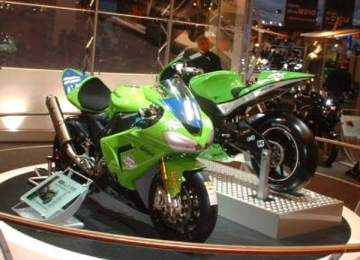 Kawasaki al Salone di Parigi 2005 - Foto 18 di 20