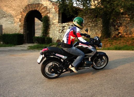 BMW R 1150 R Rockster: Test Ride - Foto 8 di 14