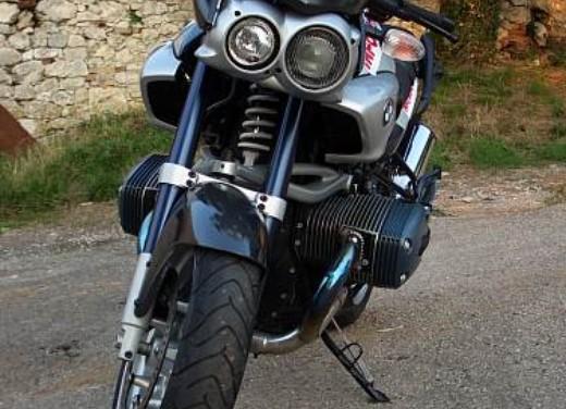 BMW R 1150 R Rockster: Test Ride - Foto 10 di 14