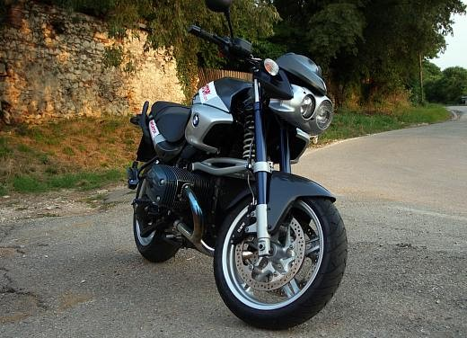 BMW R 1150 R Rockster: Test Ride - Foto 11 di 14