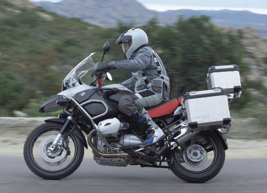 BMW R 1200 GS Adventure - Foto 1 di 11
