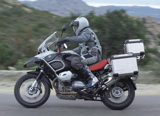 BMW R 1200 GS Adventure - Foto 1 di 11