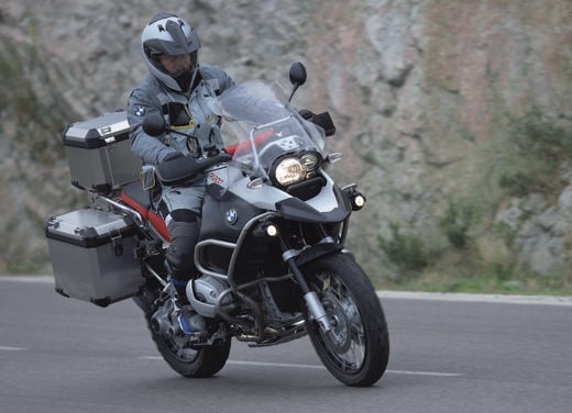 BMW R 1200 GS Adventure - Foto 9 di 11