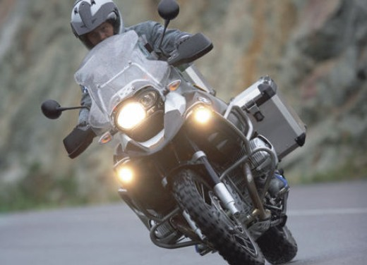 BMW R 1200 GS Adventure - Foto 3 di 11