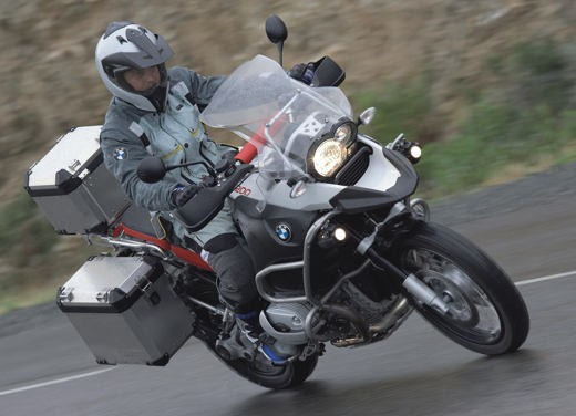 BMW R 1200 GS Adventure - Foto 4 di 11