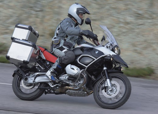 BMW R 1200 GS Adventure - Foto 5 di 11