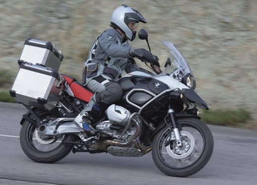 BMW R 1200 GS Adventure - Foto 5 di 11