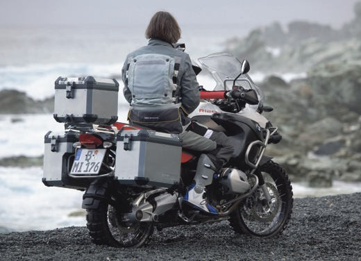 BMW R 1200 GS Adventure - Foto 7 di 11