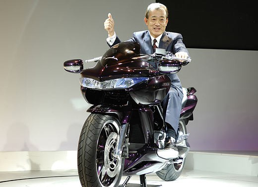Honda DN-01 - Foto 14 di 34
