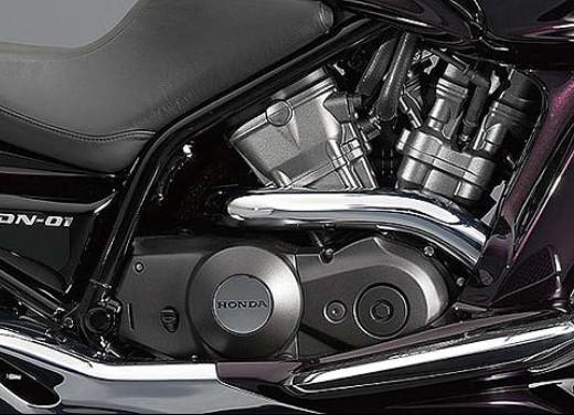 Honda DN-01 - Foto 16 di 34