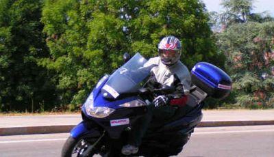 Yamaha Majesty 400: Test Ride