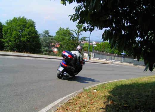 Yamaha Majesty 400: Test Ride - Foto 8 di 25