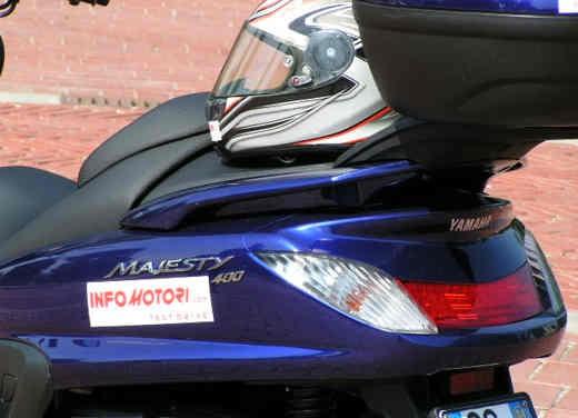 Yamaha Majesty 400: Test Ride - Foto 12 di 25