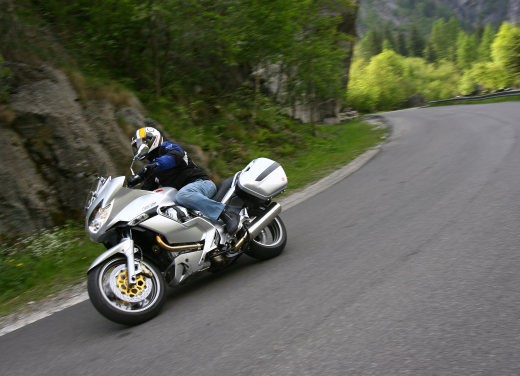 Moto Guzzi Norge 1200 – Test Ride - Foto 5 di 19