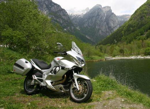 Moto Guzzi Norge 1200 – Test Ride - Foto 6 di 19