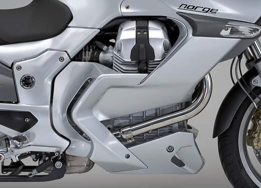 Moto Guzzi Norge 1200 – Test Ride - Foto 19 di 19