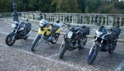Aprilia-BMW-Moto Guzzi-Kawasaki