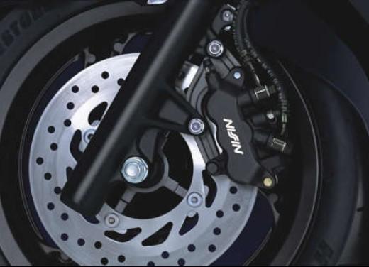 Honda Forza 250 - Foto 12 di 14