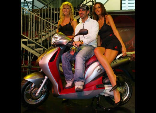Honda PS 125i e 150i – Test Ride - Foto 5 di 11