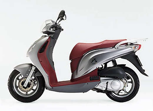 Honda PS 125i e 150i – Test Ride - Foto 6 di 11