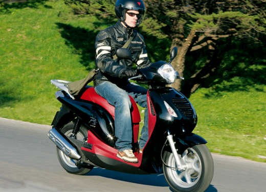 Honda PS 125i e 150i – Test Ride - Foto 4 di 11