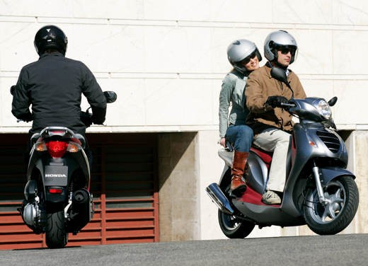 Honda PS 125i e 150i – Test Ride - Foto 10 di 11