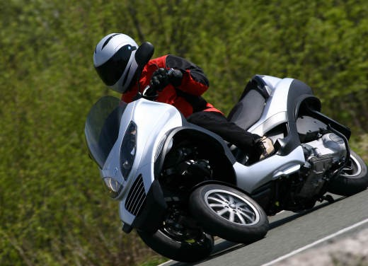 Piaggio Mp3 – Test Ride - Foto 4 di 68