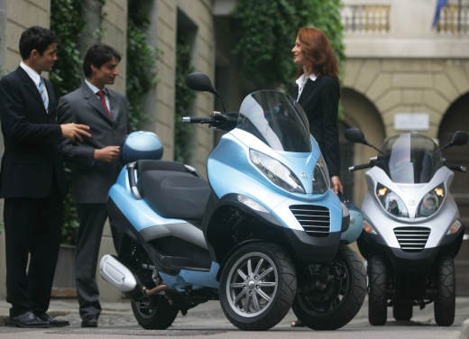 Piaggio Mp3 – Test Ride - Foto 6 di 68