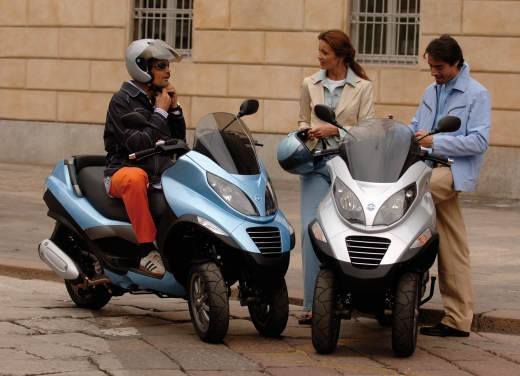 Piaggio Mp3 – Test Ride - Foto 7 di 68