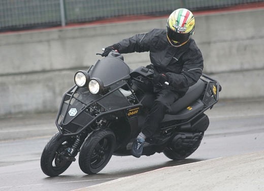 Piaggio Mp3 – Test Ride - Foto 15 di 68