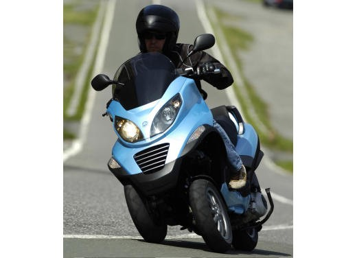 Piaggio Mp3 – Test Ride - Foto 22 di 68
