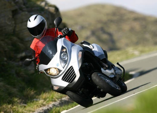 Piaggio Mp3 – Test Ride - Foto 24 di 68